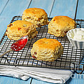 Rack Of Scones by Amanda Elwell