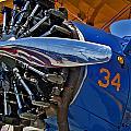 Radial Engine by Lamyl Hammoudi
