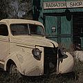 Radiator Shop by Liane Wright