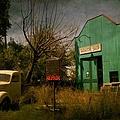 Radiator Shop Repair by Liane Wright