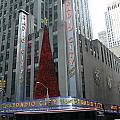 Radio City At Christmas by Michael Porchik