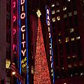 Radio City At Christmas by Steve Purnell