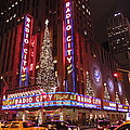 Radio City Music Hall by Gary Ezell