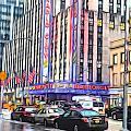 Radio City Music Hall New York City - 2 by Becca Buecher