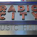 Radio City Music Hall by Patrick  Warneka