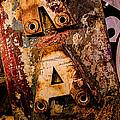 Radio Sign 2 by Jim Pruett