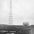 Radio Station, 1916 by Granger