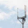 Radio Tower Closeup by Imagery by Charly