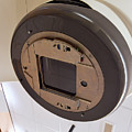 Radiotherapy Linear Accelerator Beam Window by Dr P. Marazzi/science Photo Library
