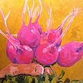 Radishing Beauty by Susan Elizabeth Jones