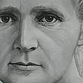 Radium- Marie Curie by Simon Kregar