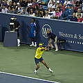 Rafael Nadal by Rexford L Powell
