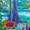 Rafting Day by Linda J Bean