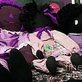 Ragged Annie Dolls by Saundra Myles