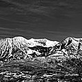 Ragged Mountain Colorado by Eric Rundle