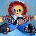 Raggedy Andy by Joose Hadley