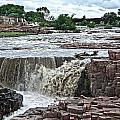 Raging River by Judy Hall-Folde