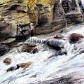 Raging River by Susan Kinney