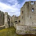 Raglan Castle - 4 by Paul Cannon