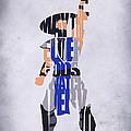Raiden - Mortal Kombat by Inspirowl Design