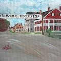 Railroad Crossing by Cliff Wilson