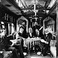 Railroad Directors, C1868 by Granger