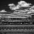 Railroad Gravel Car by Bob Orsillo