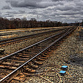 Railroad Interlocking by David Dufresne