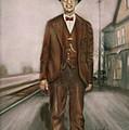 Railroad Man by Leah Wiedemer