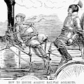Railroad Safety, 1853 by Granger