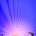 Railroad Sunrise by Bob Orsillo