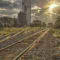 Railroad Sunrise by Jason Politte