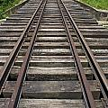 Railroad Tracks by Sami Sarkis
