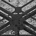 Railroad Trestle Framework by Digital Photographic Arts