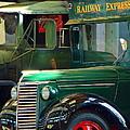 Railway Express by Rodney Lee Williams