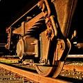 Railway by Gabi Siebenhuehner