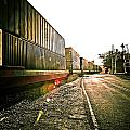 Railway by Sennie Pierson