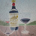 Rain And Wine by Angela Melendez