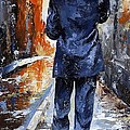 Rain Day #20 by Emerico Imre Toth