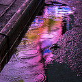 Rain In The Street by Garry Gay