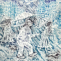 Rain by Milen Litchkov