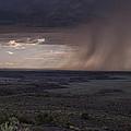 Rain On The Horizon by Melany Sarafis