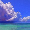 Rain Squall On The Horizon by Dominic Piperata