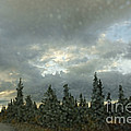 Rain Storm by Ron Sanford