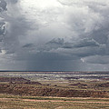 Approaching Storm The Painted Desert Arizona by Patrick McGill