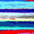 Rainbow 5 by Patrick J Murphy