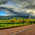 Rainbow After The Storm by John McArthur