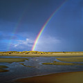 Rainbow Appears Over The Mouth by Robert L. Potts