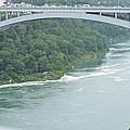 Rainbow Bridge Over Niagara by Sonali Gangane