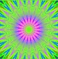 Rainbow Burst by Joseph Marquis